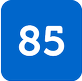 85 % účastníků hodnotí jako velmi dobře odbornou úroveň kurzů