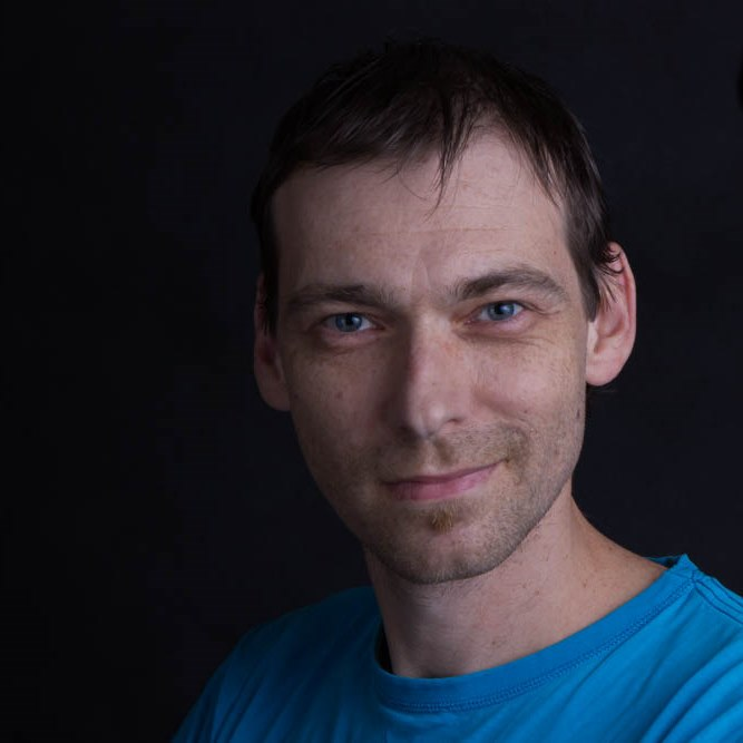 foto lektora Petr Sameš